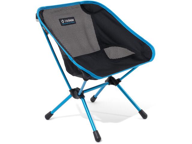 Helinox Chair One Mini Dzieci, czarny/turkusowy